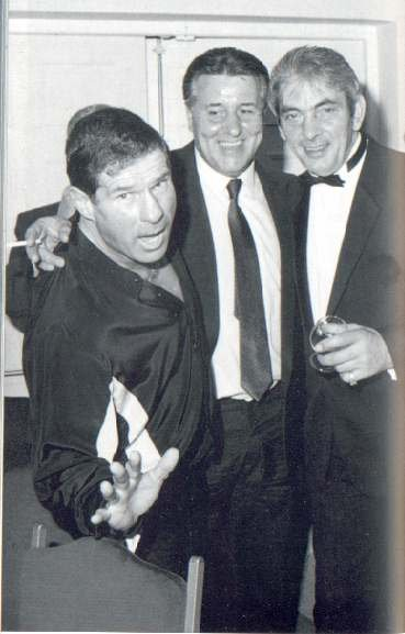 Roy shaw with Joey Pyle and Tony Lambrianou